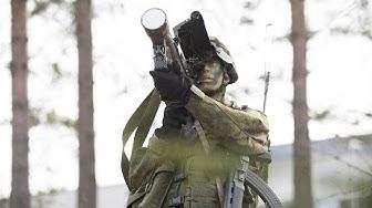 Esittelyssä puolustusvoimien uudet Stinger-ohjukset