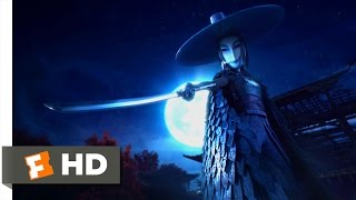 Kubo and the Two Strings (2016) - Tearing Apart the Family Scene (8/10)   Movieclips