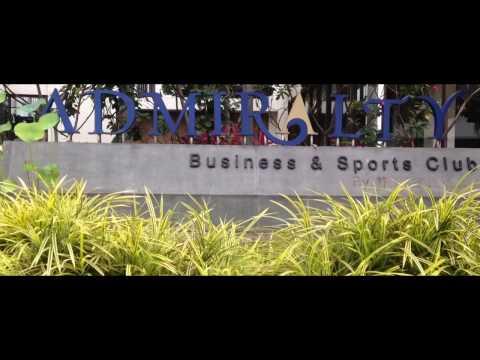Admiralty Business & Sports Club Jakarta
