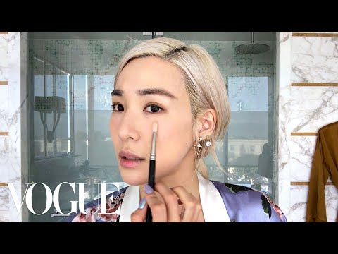 K-Pop Star Tiffany Young&39;s 18-Step Beauty Routine  Beauty Secrets  Vogue