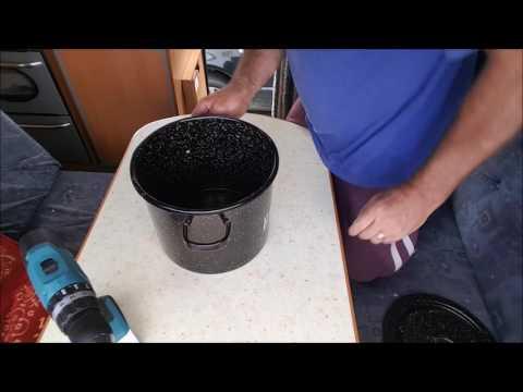 HOW TO MAKE A HOT FISH SMOKER