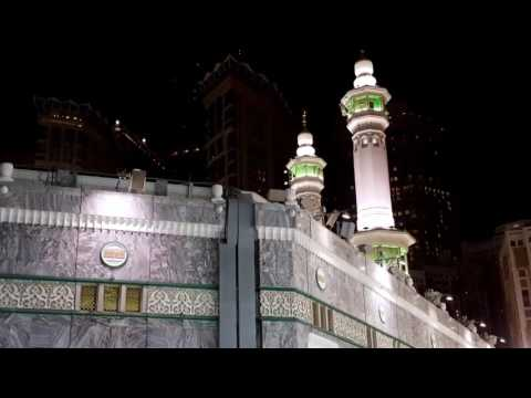 Beautiful Azan by Sheikh Hashim Saggaf, Masjid Al Haram Makkah