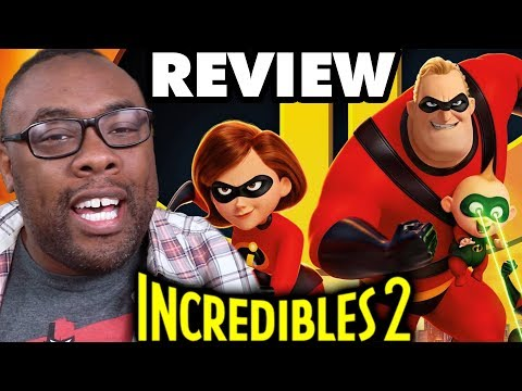 INCREDIBLES 2 Movie Review – Good, Bad & Nerdy