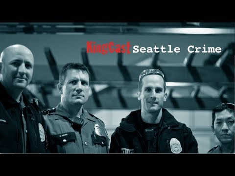 October Capitol Hill Community Council & Seattle Police Department Crime Meeting.