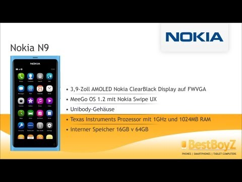 Review: Nokia N9 | BestBoyZ