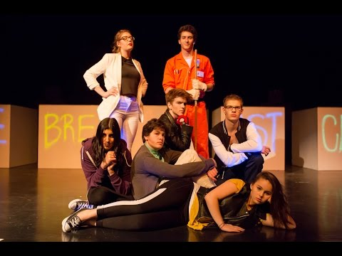 Thespian Theatre Troupe - The Breakfast Club (Full Play)