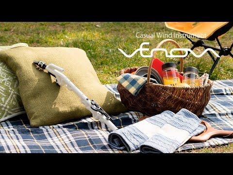 Venova - Casual Wind Instrument. Making music is fun!