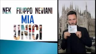 Nek - Mia - UNICI 2016 (TESTO)