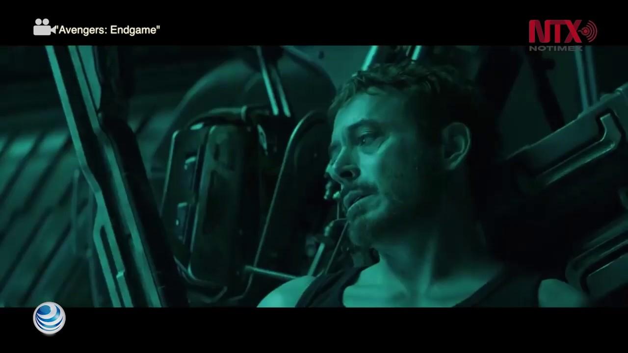 Tráiler oficial de Avengers: End Game - YouTube