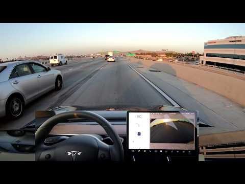 New Tesla Autopilot Update - Offramps and Interchanges - 2018.21.9 Mp3