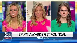 'A Really Low Blow': McEnany Blasts Religious Joke Made at 'Irrelevant' Emmys