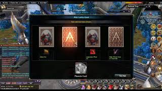 [Atlantica Online] Unboxing Phoenix Card
