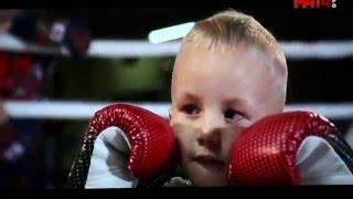 Матч Тв. Ты можешь больше. Тайский бокс для детей.