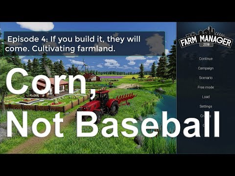Farm Manager 2018 Tutorial Part 4: Cultivating Fields