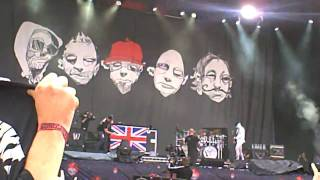 Limp Bizkit @ Sonisphere - Intro + My Generation