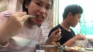 #16 xương hầm khoai tây (감자탕) - cuối tuần đi ăn cùng gia đình nhỏ♡♡♡♡