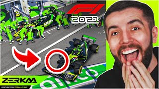 SABOTAGING MY TEAMMATE TO WIN! (F1 2020 My Team #31)