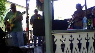 "Melissa Weatherly and The Any Given Sunday Band ""Up Above My Head"""