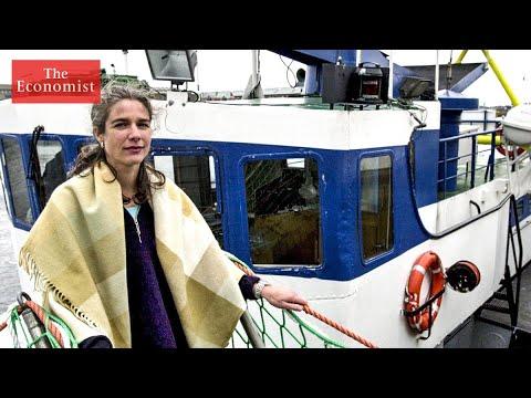 Abortion at sea   The Economist