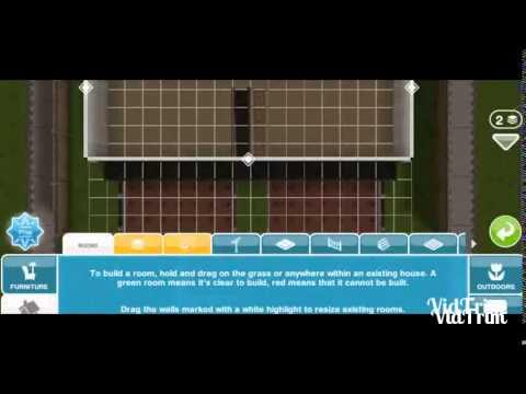 [SIMS FP] Let's build a Semi-detached house- part1