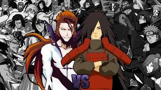 Akatsuki (Naruto) vs Espadas (Bleach) || MACRO BATALLA DE RAP || ft. Carpal & Más