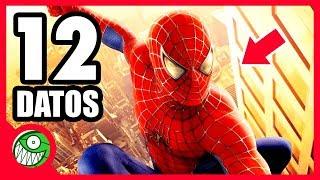 12 curiosidades sobre las películas de SPIDER-MAN
