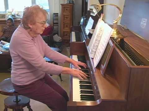 Etude Opus 10 No. 3, by Frederic Chopin, segment, arranged by Lillian Simmons
