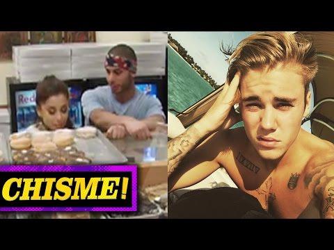 ¿Ariana Grande Ofendiendo a Su Patria, Justin Bieber atacado por un tiburón?  - CHISMELICIOSO