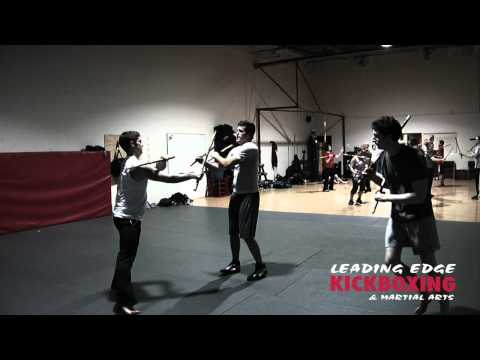 Leading Edge Kickboxing & Martial Arts - Jeet Kune Do