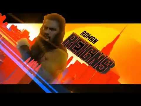 Roman Reigns vs Brock Lesnar at Wwe Summer...