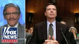 Geraldo Rivera: There is no nobility in James Comey