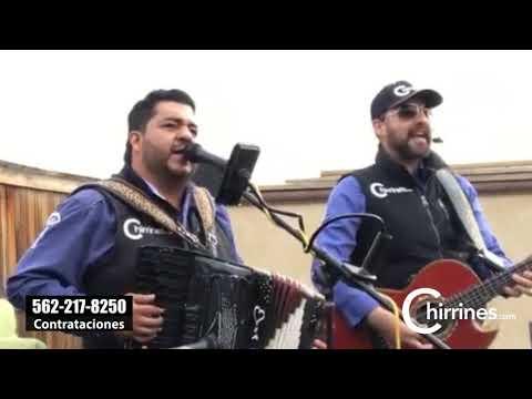 Chirrines Con Tololoche Los Angeles Riverside San Bernardino: El Centenario - Mario Medina