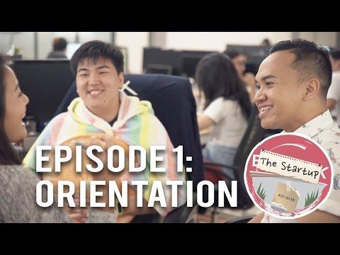 The Start Up Episode 1: Orientation | A TSLTV Original Web Series