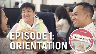 "The Start-Up: ""Orientation Day"" - A TSL Web-Series"