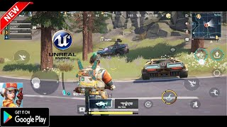Mission S ANDROID GAMEPLAY NEW BATTLE ROYAL UNREAL ENGINE 4 + APK DOWNLOA D2020