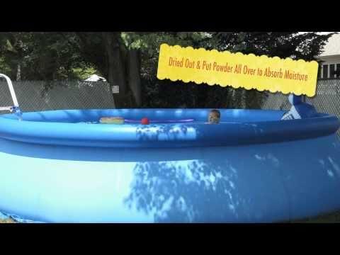 Intex Easy Set Pool Youtube