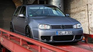 VW Golf 4 R32 Turbo