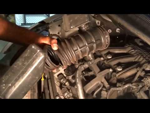 Kia Sedona  check engine light DIY fix – ODB codes P0171 P0174 P2167 P2187 Hyundai Entourage