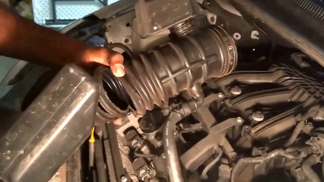 small resolution of kia sedona check engine light diy fix odb codes p0171 p0174 p2167 p2187 hyundai entourage