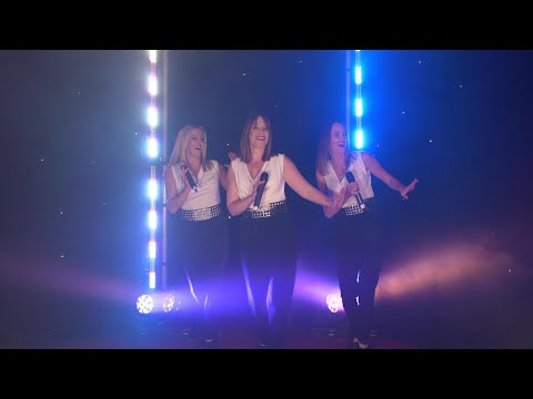 SOS Party - female trio live entertainment - promotional video (unbranded)