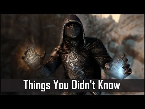 Skyrim: 5 Things