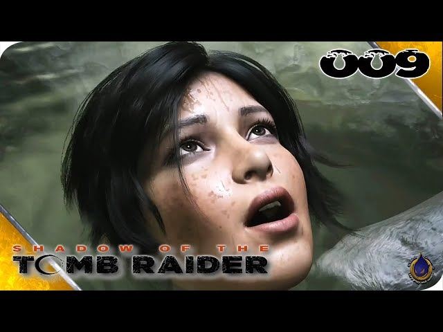 SHADOW OF THE TOMB RAIDER 🐆 [009] Luft!