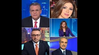 أحدهم سعودي لن تصدق جنسيات بعض أشهر مذيعي قناة الجزيرة