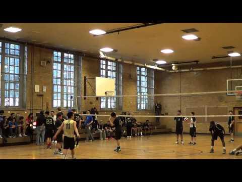 Seward Park Finals:  Clinton vs MSIT (4/26/2015)