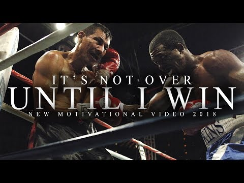 UNTIL I WIN - One of the Greatest Motivational Speech Videos EVER (All Time!!)