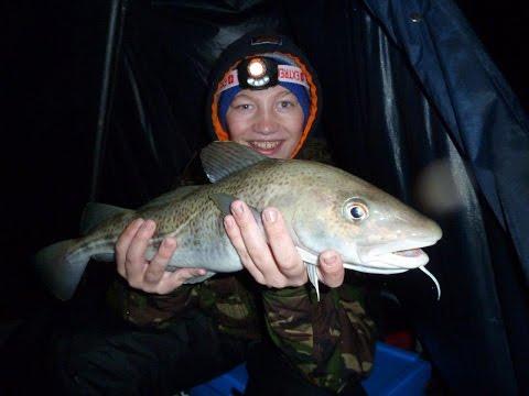 Cod Fishing On Chesil Beach