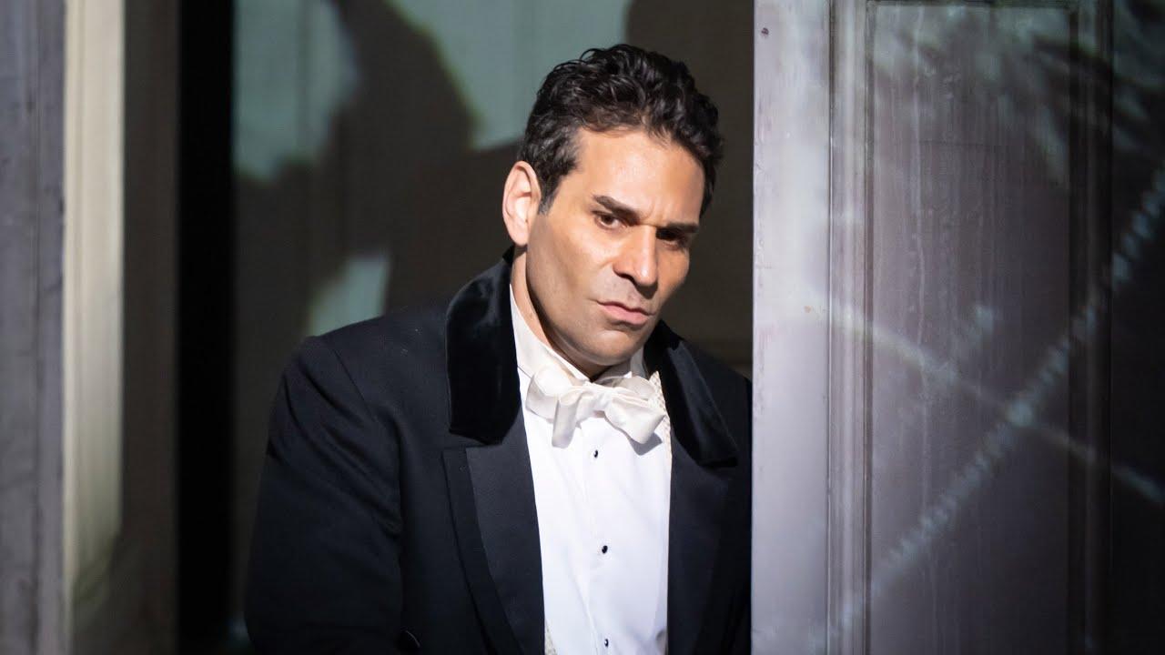 Don Giovanni – Il mio tesoro (Frédéric Antoun; The Royal Opera)