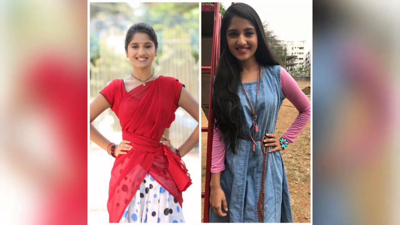 Sashirekha parinayam serial fame Meghana Lokesh latest instagram videos