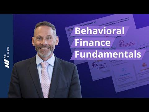 Behavioral Finance Fundamentals - Course   Corporate Finance Institute