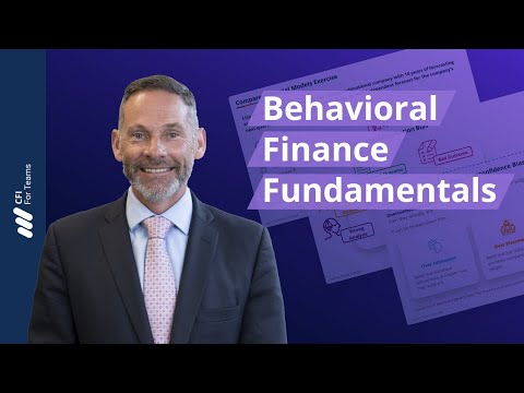 Behavioral Finance Fundamentals – Course | Corporate Finance Institute